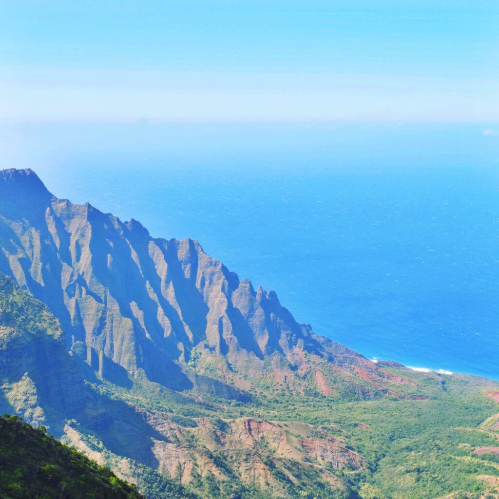 Hike the Na Pali Coast Pihea Trail guide to kauai adventures & sunsets in kauai