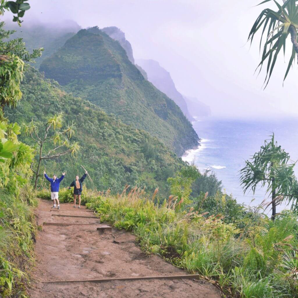 kalalau trail na pali coast guide to kauai adventure guide