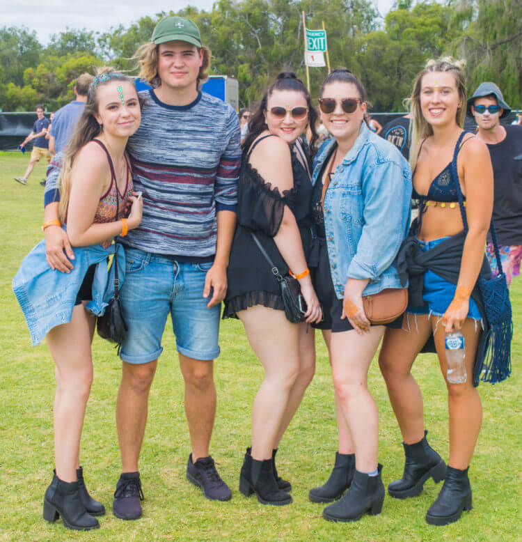 Southbound festival fashion