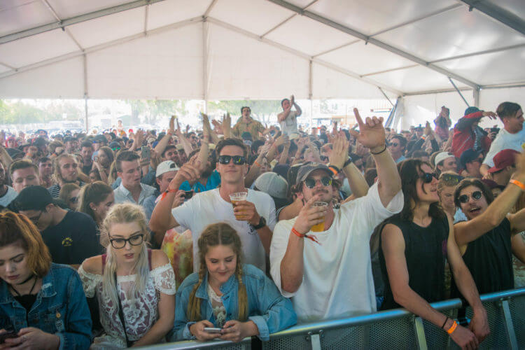 hightide stage southbound festival review