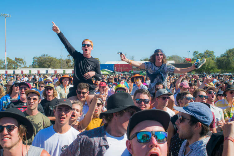 southbound music festival review tips for going to a festival alone
