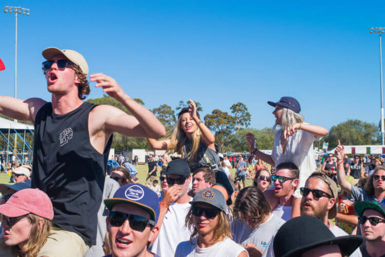 southbound music festival review shoeys on the big screen