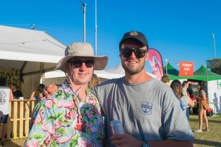 southbound music festival review biggers