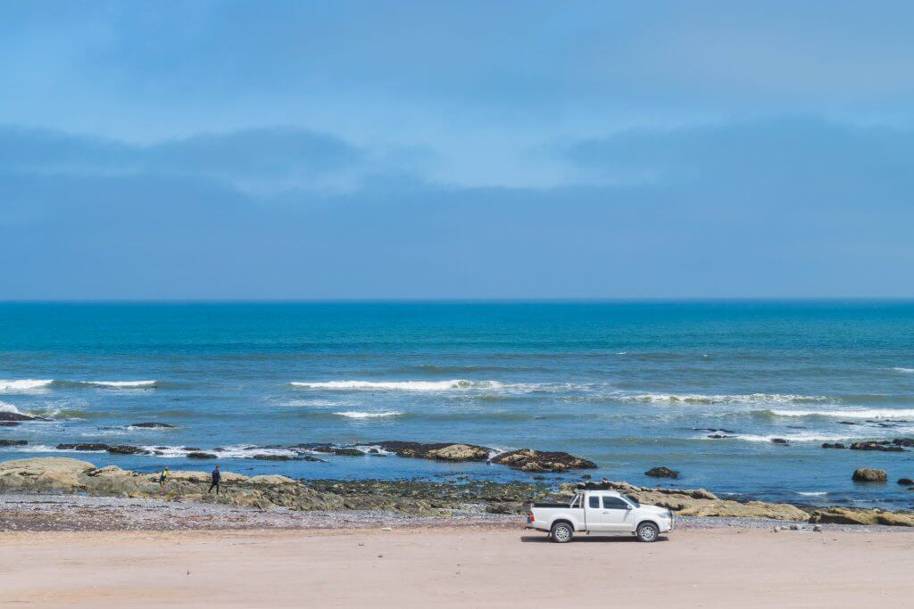 namibian road trip skeleton coast