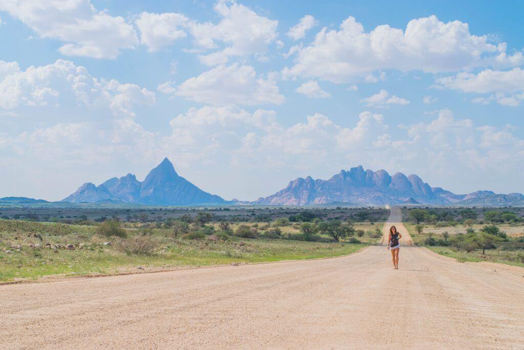 Spitzkoppe Namibia namibian road trip