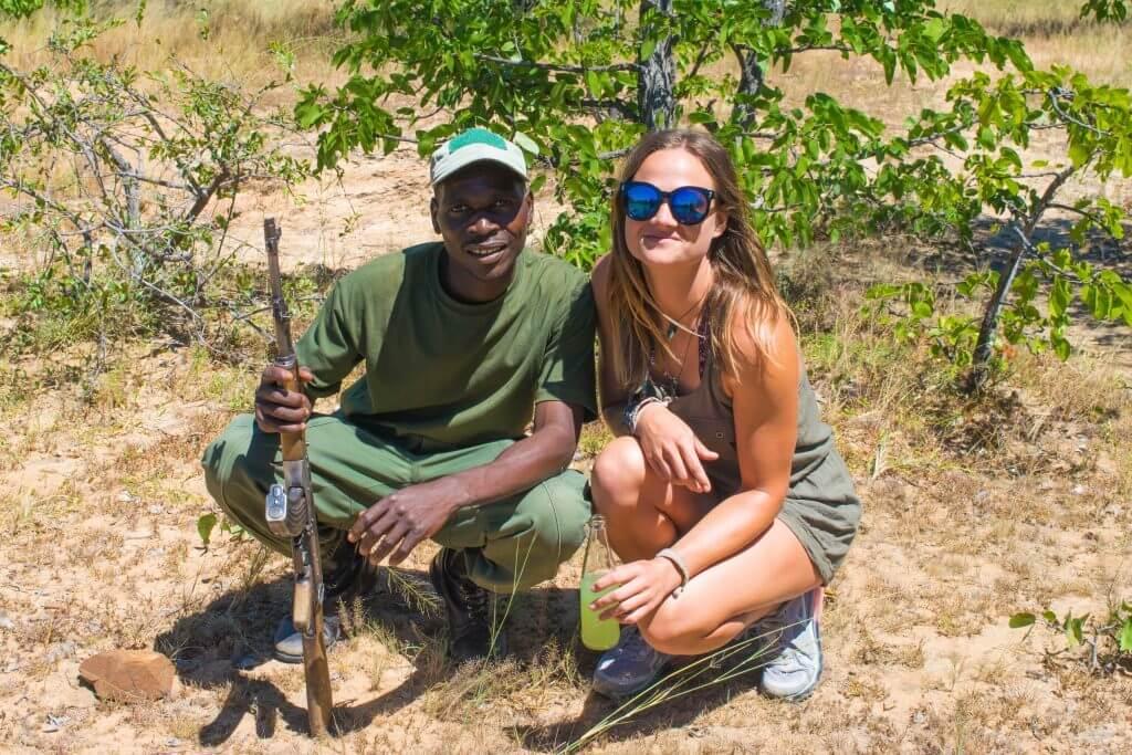 zimbabwe rhino poaching ranger matobo national park