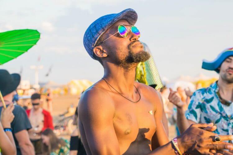 Afrikaburn 2017 portrait
