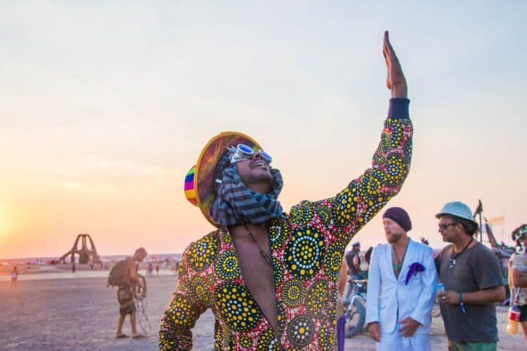 radical self expression afrikaburn