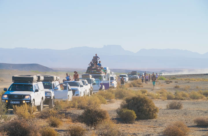 Traveling to Afrikaburn: Getting into tankwa karoo and getting tickets