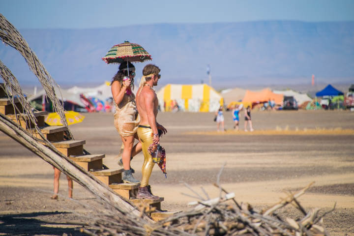 afrikaburn outfits art installations radical self expression