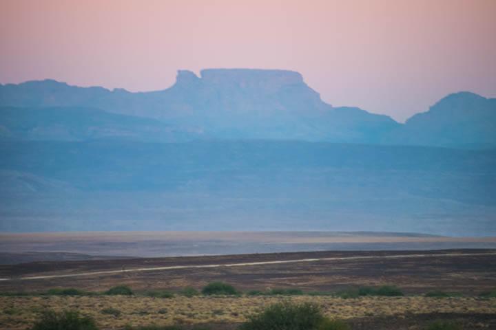 Afrikaburn 2017 sunrise