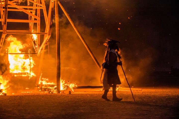 Afrikaburn ferris wheel burn travelling to afrikaburn as a forigner or first-timer afrikaburn travellers