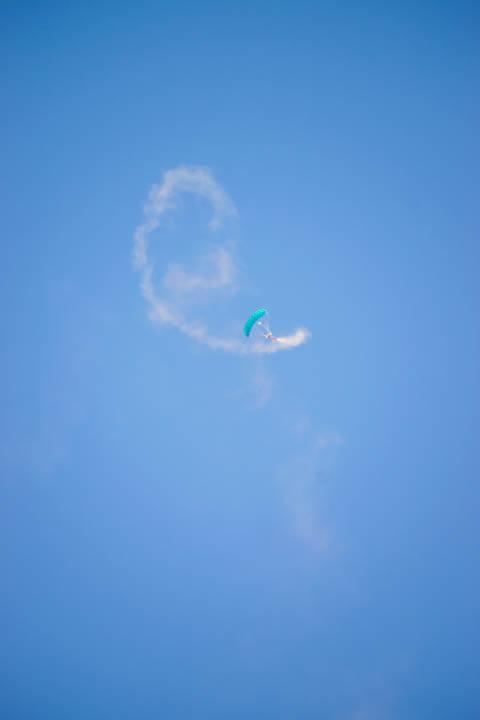 Afrikaburn 2017 skydive