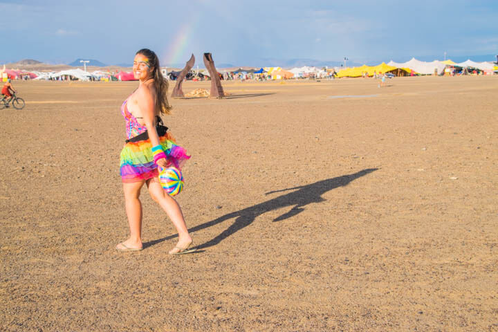Afrikaburn 2017 playa binnekring