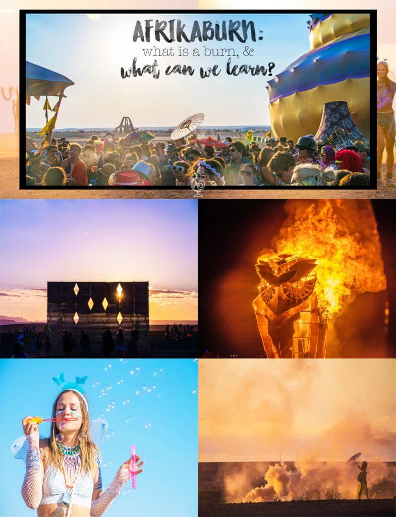 What exactly IS a burn, might you ask? You may have heard of Burning Man, but may not know that similar events exist in other places as well. See, Afrikaburn is what is called a 'regional burn,' or an official Burning Man event held elsewhere in the world and held under the same principles as Burning Man. You may have heard of the whole 'gifting' thing, and you may know that there is no money at events like this. You may not, however, have known that there are ten principles that govern all 'regional burns' that are held up at dozens, if not hundreds, of these regional Burning Man events held all over the world.