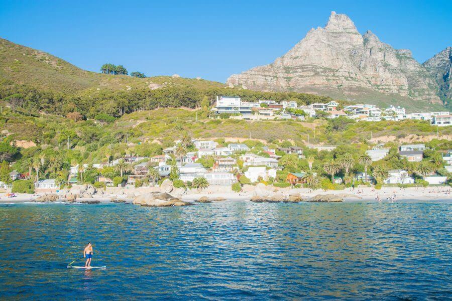 Cape Town SUP adventure activities