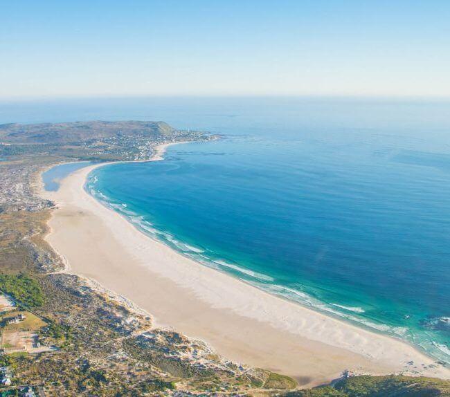 long beach cape town kommetjie