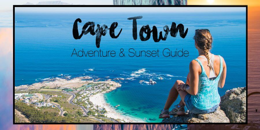 Cape Town Adventure & Sunset Guide