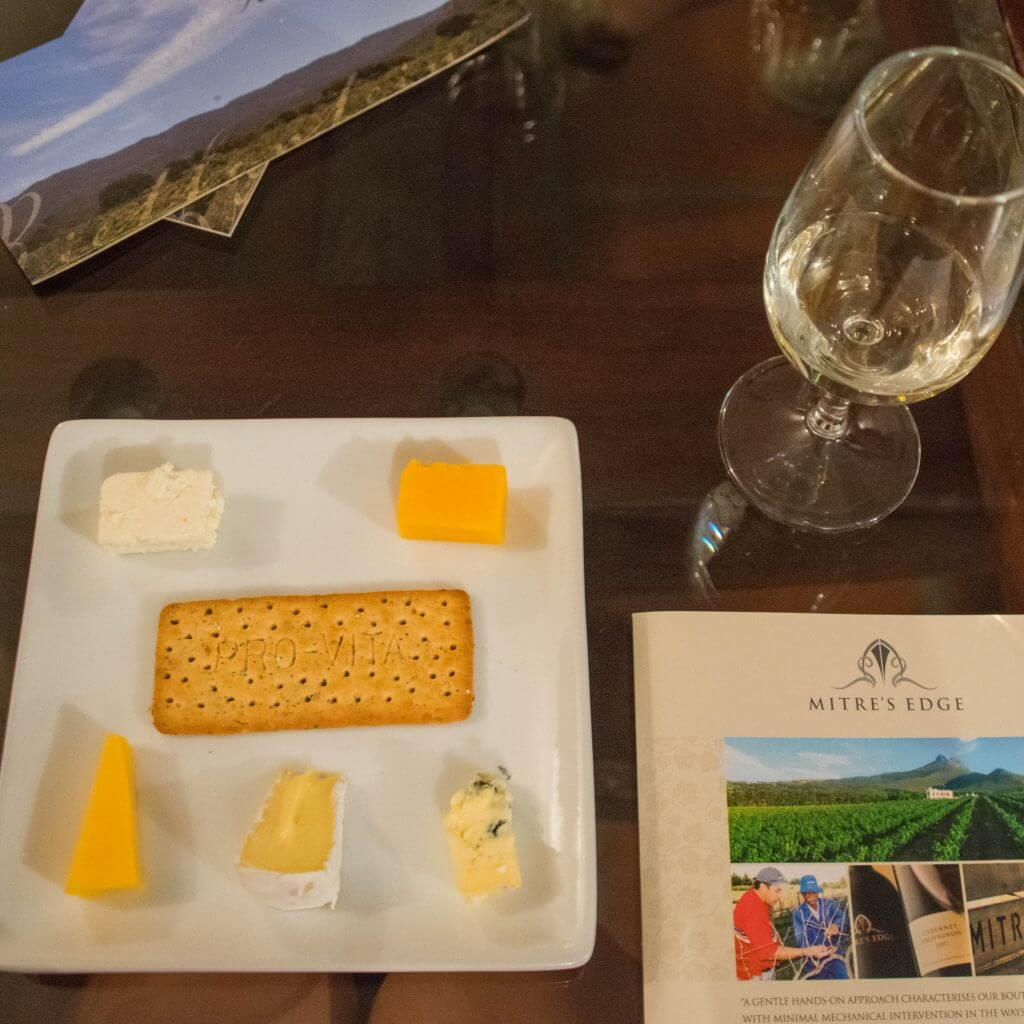 Wine Tasting in Cape Town Stellenbosch win and cheese pairing wine flies tours