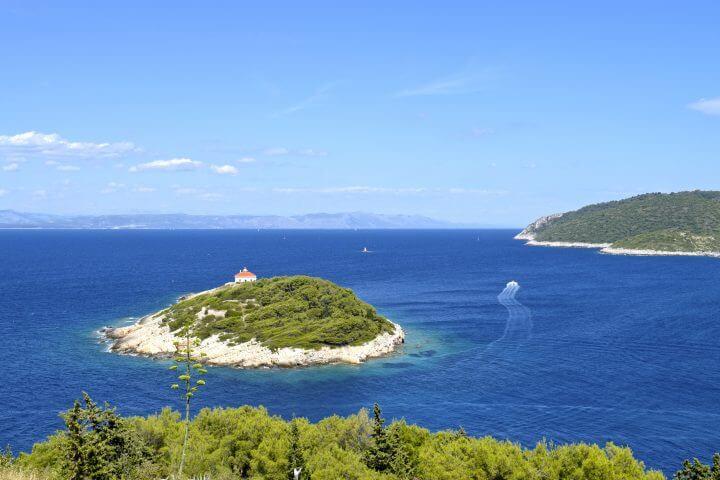 Vis Island Croatia Fort George War tours