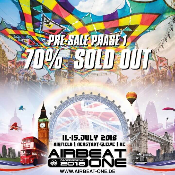 Airbeat One Festival 2018 Discount Code