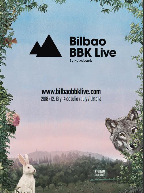Bilbao BBK Live Festival 5% off promotion