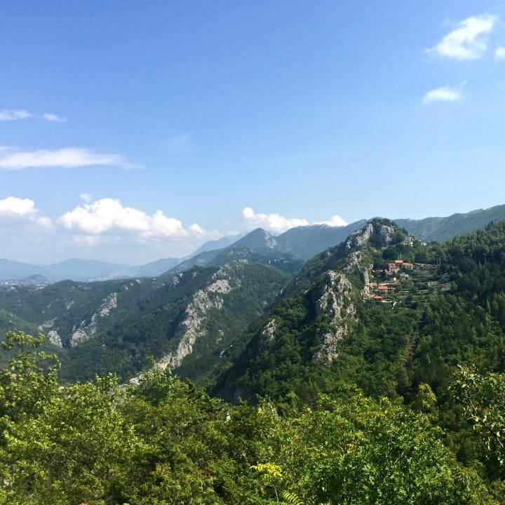 croatia tiny town ziplining in omis split croatia