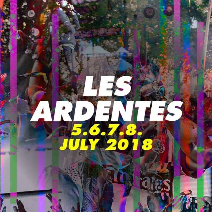 Les Ardentes Festival 2018 tickets Promo code tickets