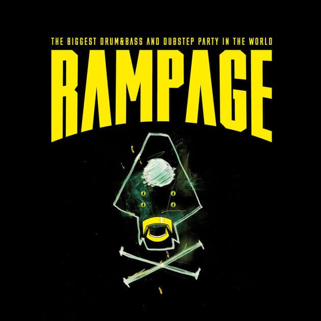 Rampage FEstival 2018 tickets promo code