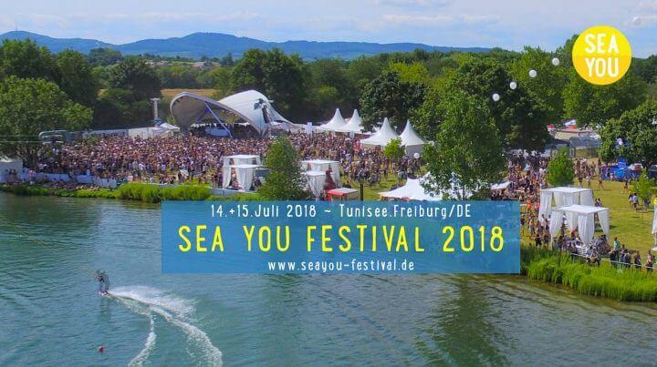 Sea You Festival 2018 discount code