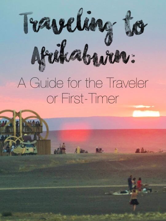 If you are traveling to afrikaburn as a first-timer or an international, I made this guide to ease the process. Because Afrikaburn isn't a normal festival, it;s much harder to find a camp and a group to go with and share the planning process. so here's my experience getting to afrikaburn as a solo traveler.