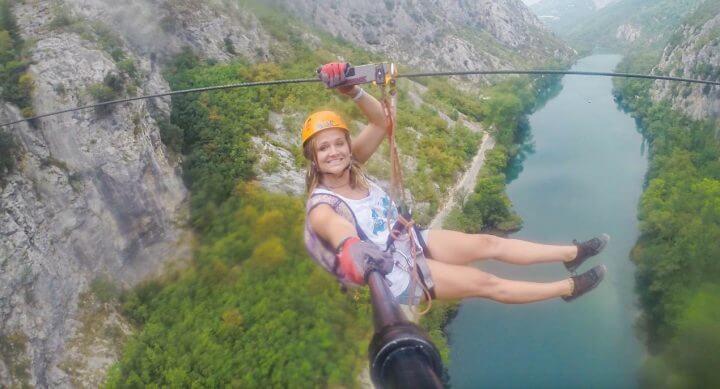 Zip Lining in Croatia: The Country's Best Adventure