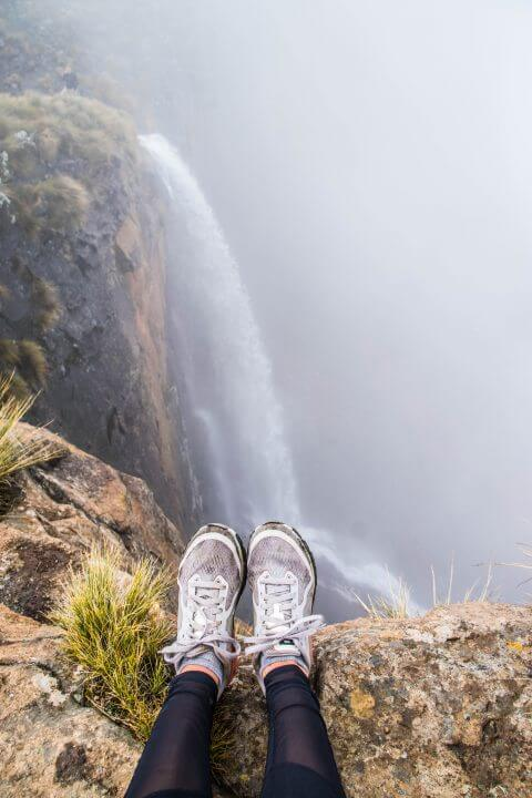 A Tugela Falls Hike in the Drakensburg Mountains, South Africa/Lesotho Border