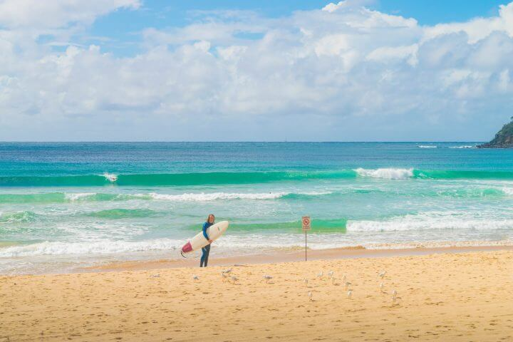 guide to manly beach sydney