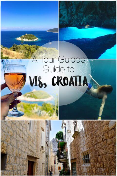 An adventure, sunset, food, and nightlife guide to Vis island, croatia!