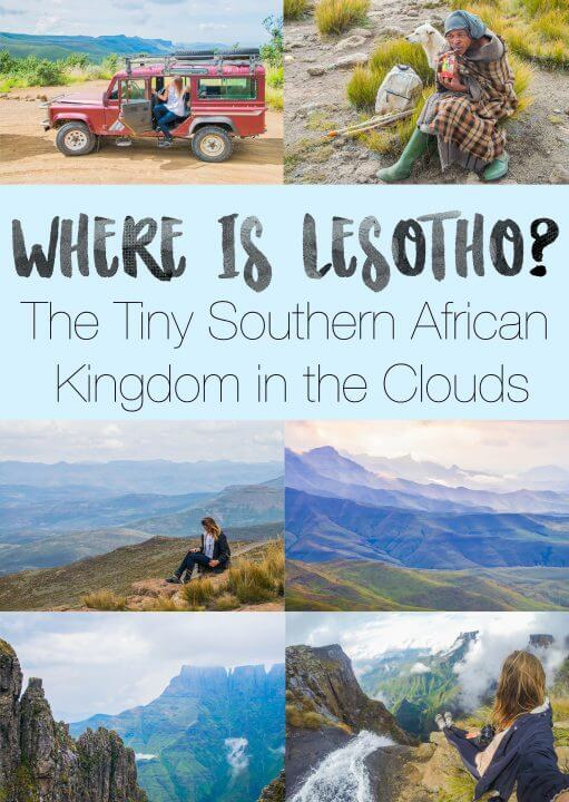 """Lesotho may as well be at the top for emerging destinations, because it's one of the most beautiful places in the world! The Drakensburg Ranges run along the country, with elevations up to 12,000ft, amazing hikes like amphtheatre, cathedral, and tugela falls (the secnd highest waterfall in the world!) and amazng winding roads such as the Sani Pass. There is lots of farm land, bushman history, and amazing communities. No wonder it's known as the 'Kingdom in the Clouds!"""""""