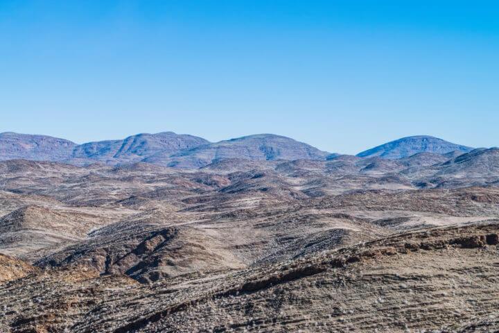 Namibia Road Trip moonland