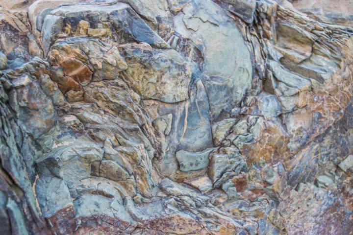 rock texture namibia