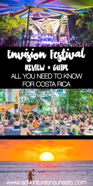 Envision festival review: All you need to know about envision festival in Uvita, Costa Rica. Location, crowd, security, fashion, food/drink, price, time, all parts of the venue, sustainability practices, weather, and more! #Musicfestival #festival #CostaRica #Envision