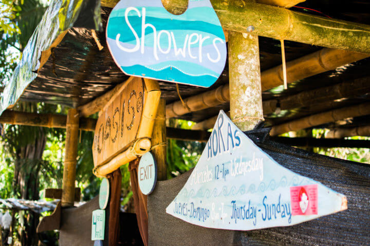 Envision Festival bathrooms showers Guide Review