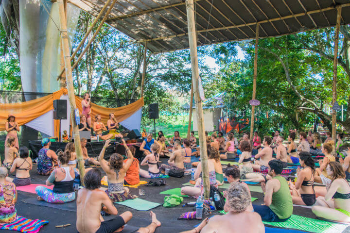 Envision Festival Guide Review breath of one breathwork meditation gregorio