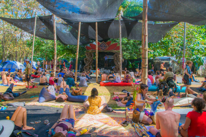 Envision Festival Review superhero academy workshops seminars