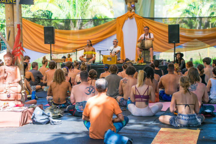 Envision Festival Guide Review meditation