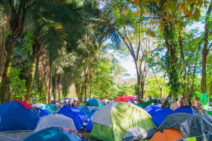 Envision Festival Review camping tips guide costa rica