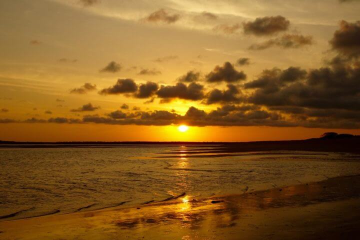 Sunset Lamu Island Kenya african sunsets