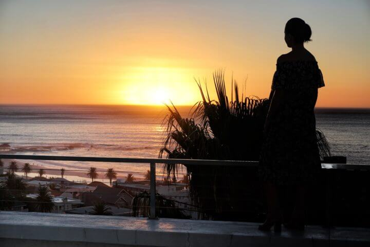 best sunsets in africa camps bay cape town