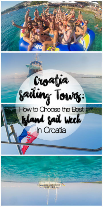 With dozens of companies and hundreds of boats, it's hard to know how to choose the best Croatia Sailing Tours for you! This guide will help you choose the right island sail week company based on what YOU are looking for.