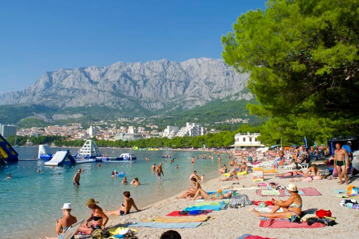 croatia sailing tours destinations makarska