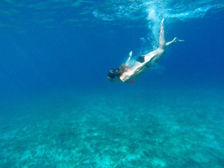 croatia sailing tours swimming sail week