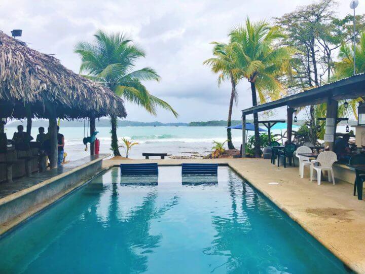 where to stay in bocas de Toro skullys house hostel